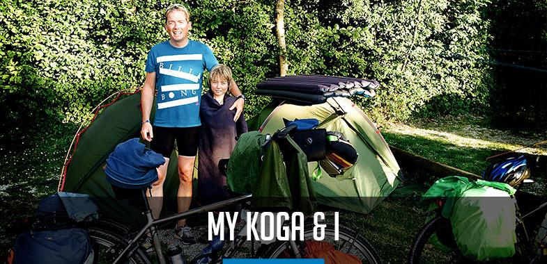 MY KOGA & I #08