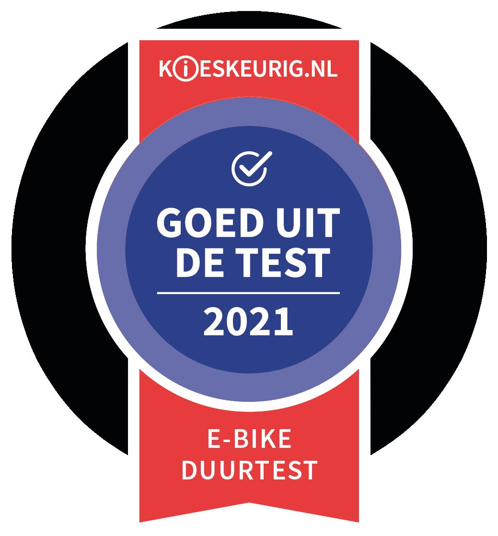 E-Bike Duurtest