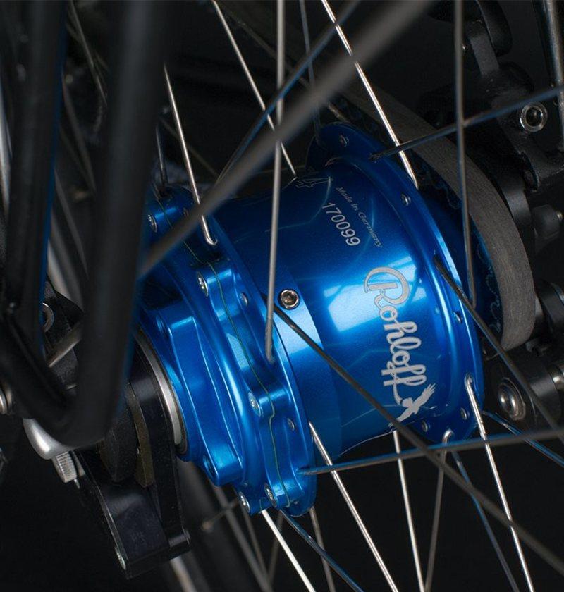 Rohloff hub gear
