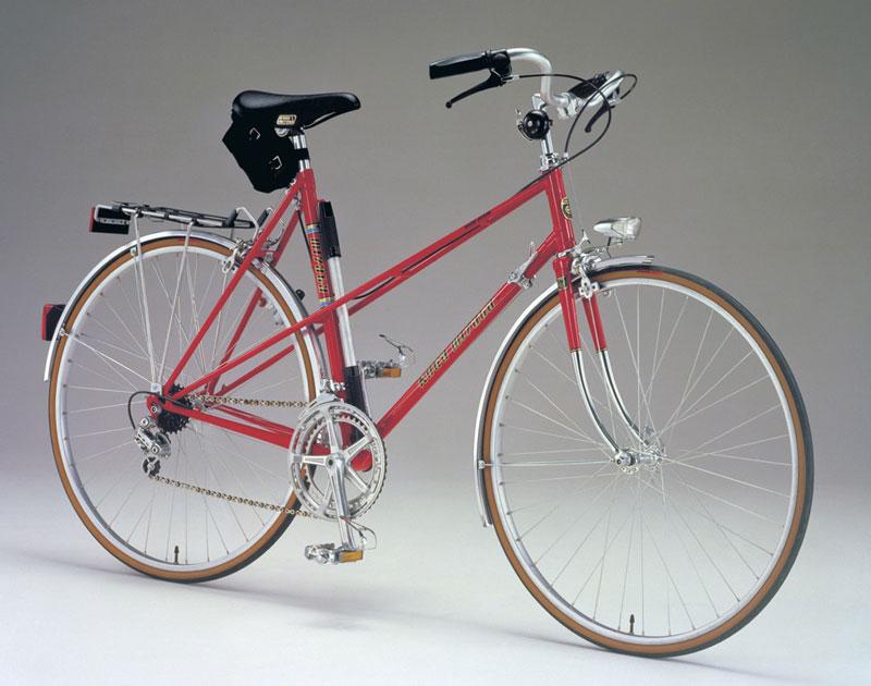 Lancement de vélos de tourisme