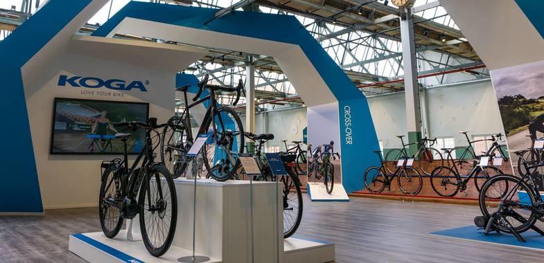 Deze KOGA E-bike testen?