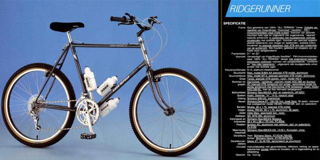 Einführung Mountainbikes