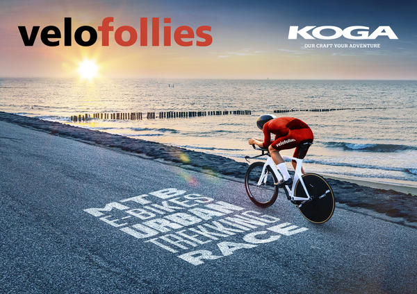Bewonder en ervaar de nieuwste KOGA-fietsen tijdens Velofollies 2020