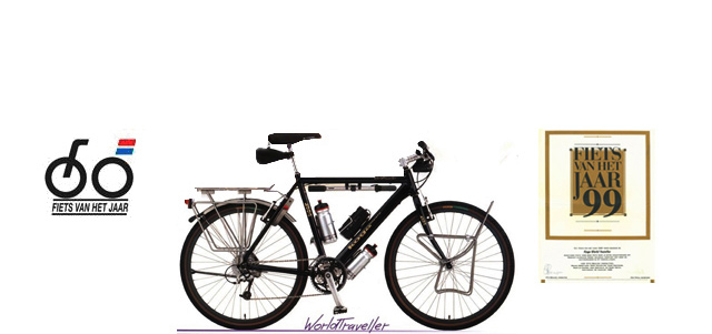 1999: Koga-Miyata WorldTraveller - Vélo de l'année