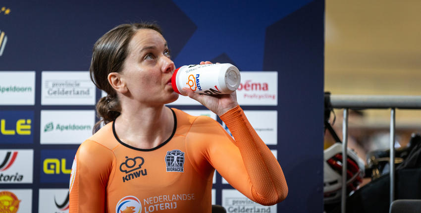 Laurine van Riessen is een Nederlandse baanwielrenster en rijdt op haar KOGA baanfiets. Haar specialiteiten zijn de teamsprint, sprint en de keirin. Lees meer op KOGA.com!