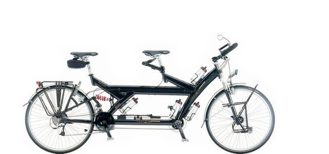 2000: Koga Miyata TwinTraveller - Bike of the Year