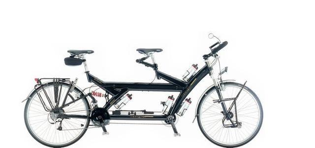 2000: Koga Miyata TwinTraveller - Vélo de l'année