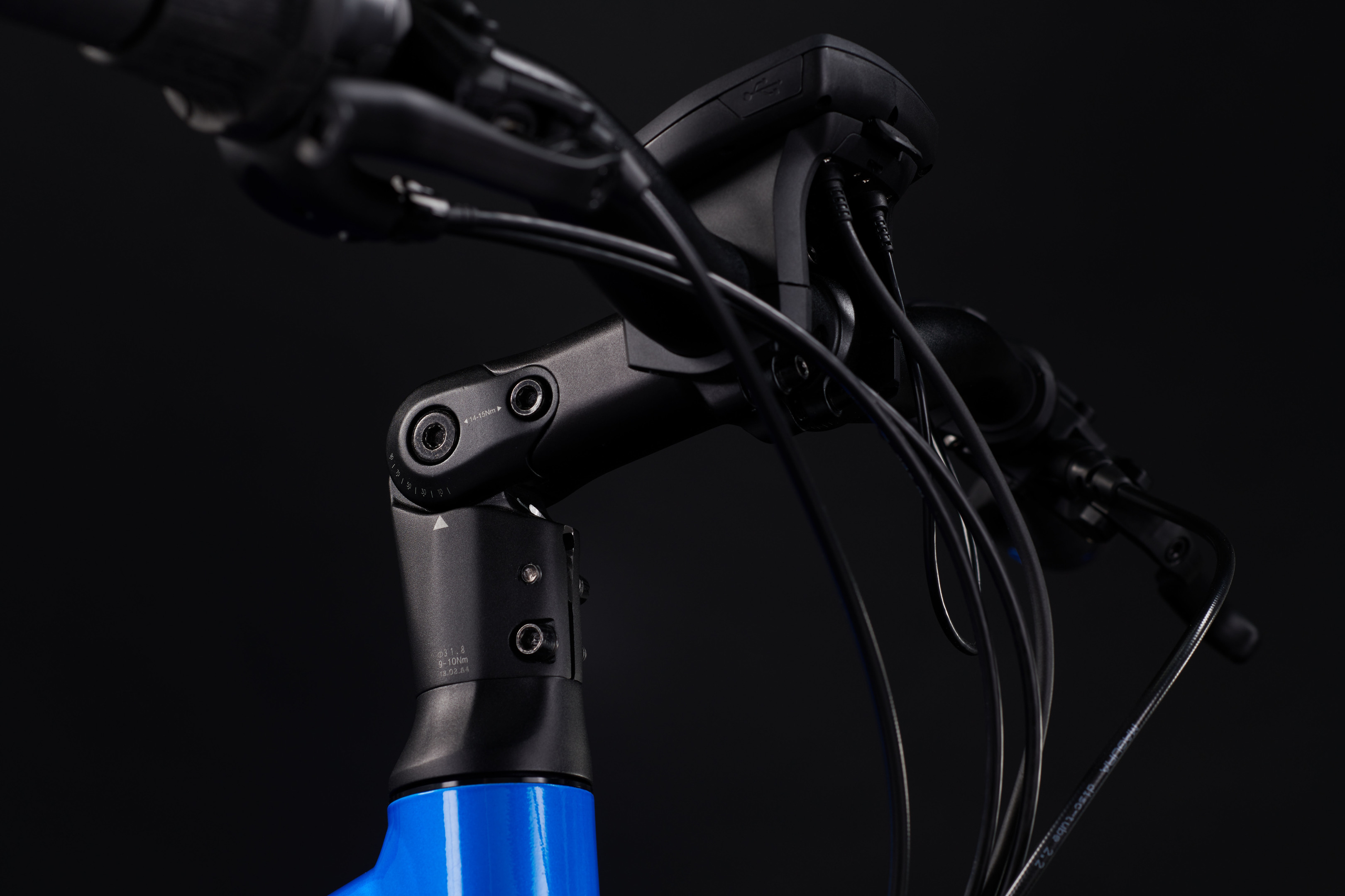 Adjustable Satori stem