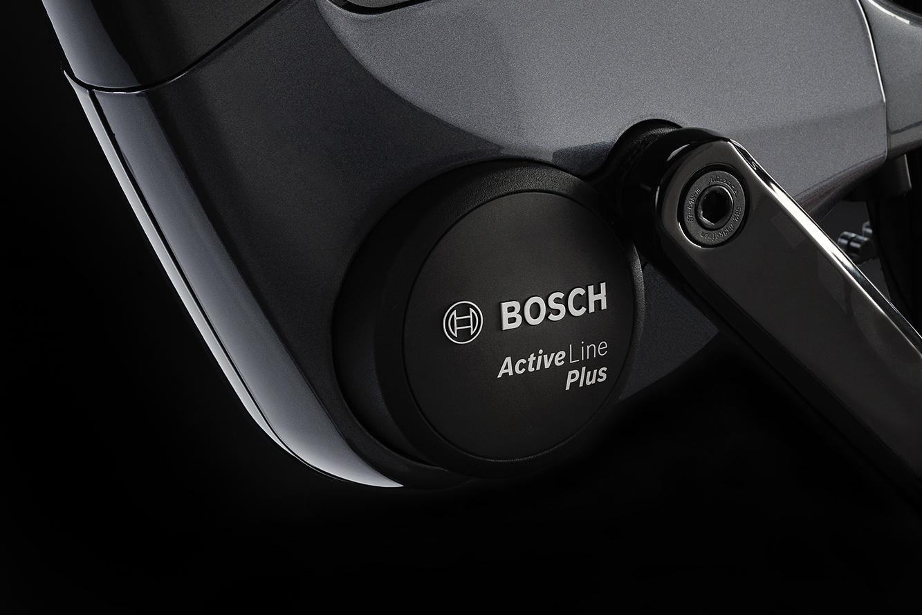 Bosch motor basement