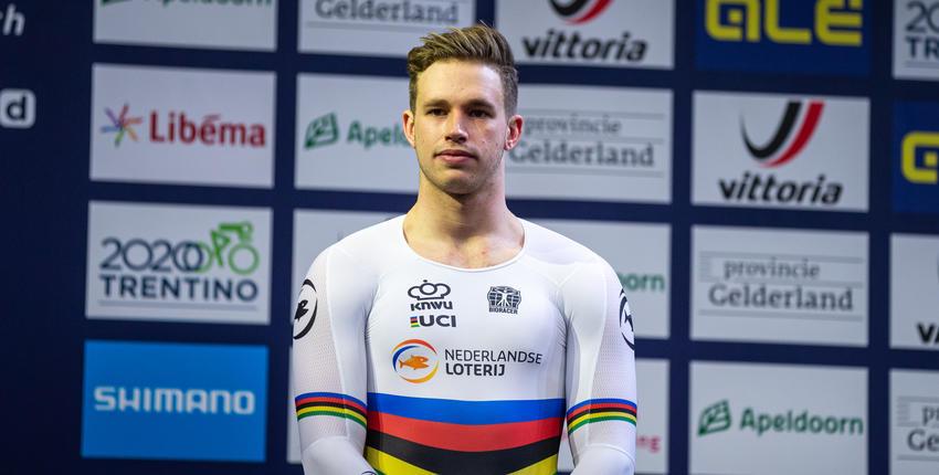Harrie Lavreysen is een Nederlandse baanwielrenner en rijdt op zijn KOGA baanfiets. Zijn specialiteiten zijn de teamsprint, sprint en keirin. Lees meer op KOGA.com!