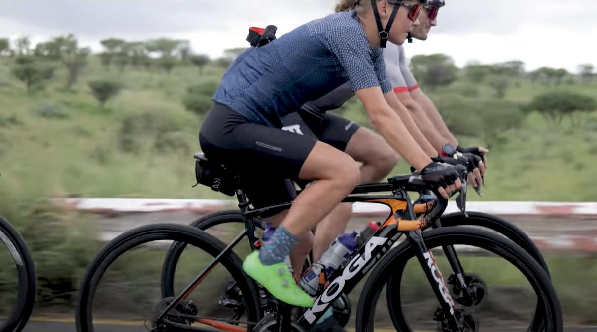 Een kijkje in het trainingskamp van triatleet Rachel Klamer