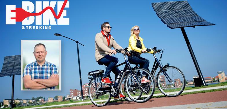 Testrapport E-bike & Trekking