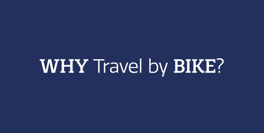 Waarom kies je voor een fietsvakantie?
