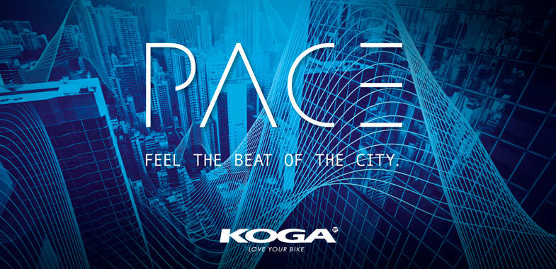 PACE - FEEL THE BEAT OF THE CITY
