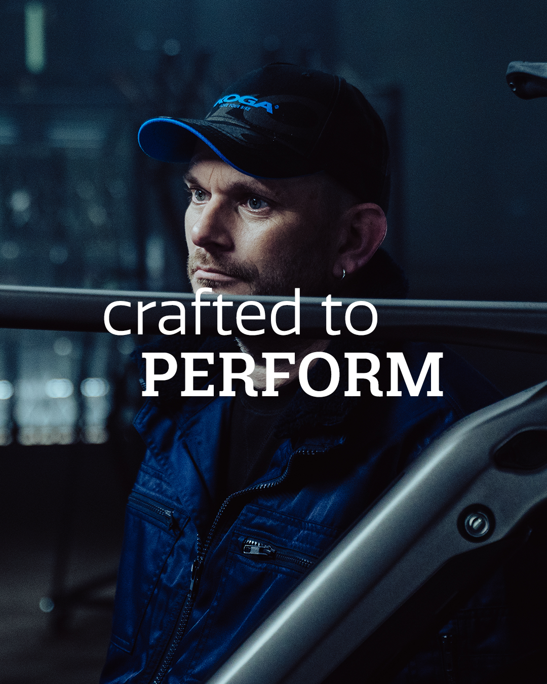 KOGA: Crafted to perform